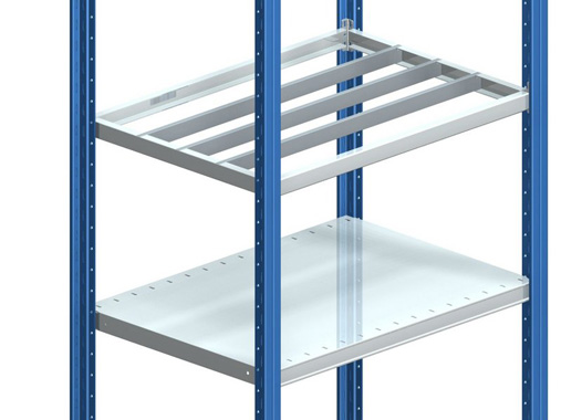 rayonnage systeme de stockage amovible