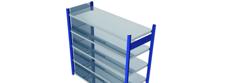 rayonnage magasin leger